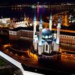 Огни вечерней Казани